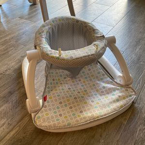 Fisher-Price Sit-Me-Up Floor Seat for Sale in Fort McDowell, AZ