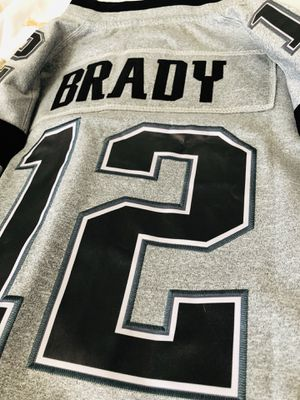 Tom Brady New England Patriots nfl jersey for Sale in Scottsdale, AZ