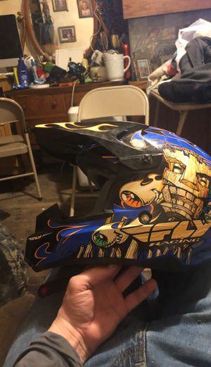 Fly dirtbike racing helmet for Sale in Saginaw, MI