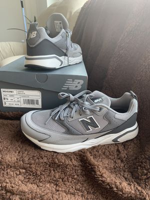 NEW BALANCES 45X BRAND NEW WITH BOX CLASSIC 50$ GREY REFLECTIVE for Sale in Washington, DC