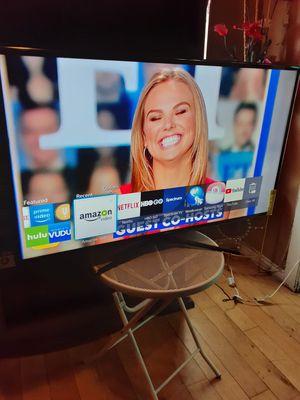 Tv Samsung smart 55 inch 1080p vien cuidada como nueba vien delgadita 320$ firmm no negosiable for Sale in Los Angeles, CA