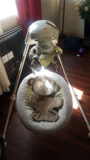 Baby Swing for Sale in Jurupa Valley, CA