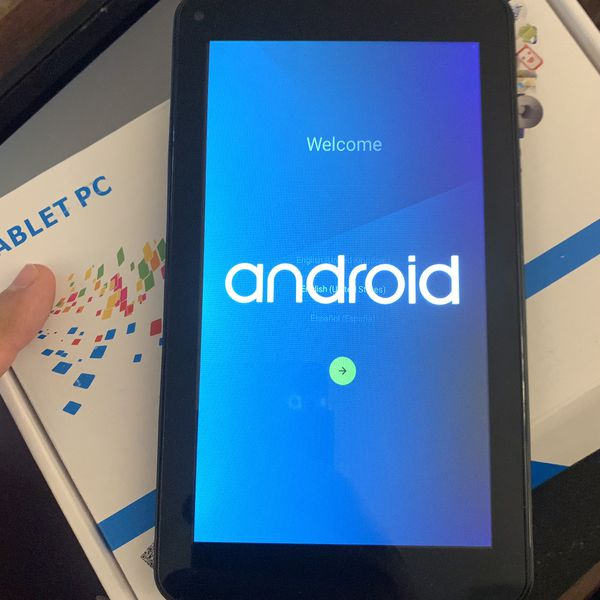 Brand New 7 Inch Android Tablet