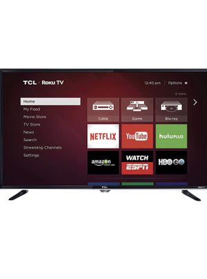 "Tcl roku tv 32"" NEED GONE TODAY for Sale in Tulare, CA"