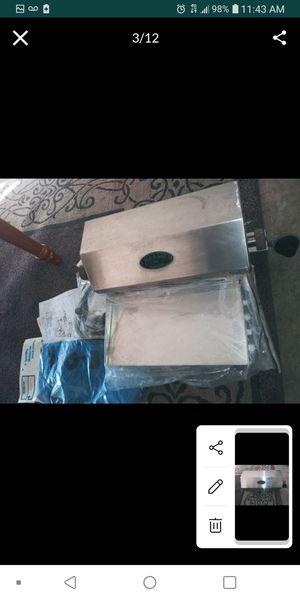 Sea b que bbq grill with accessories for Sale in Cape Coral, FL