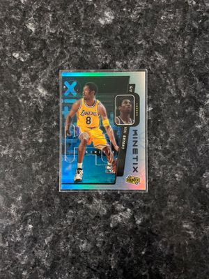Kobe Bryant kinetix playing card for Sale in Spokane, WA