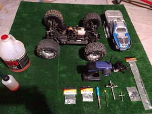 Gas powered RC car. AWD for Sale in Modesto, CA