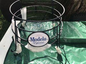MODELO COOLER KEG HOLDER PLANT HOLDER CONTAINER ETC for Sale in Hammond, IN