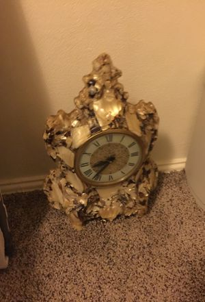 Authentic Antique Mother of pearl hand crafted clock 🕰 for Sale in Cincinnati, OH