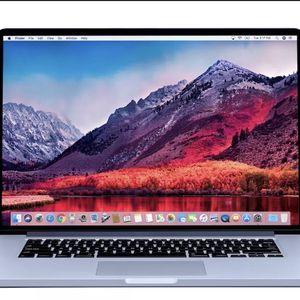 "14# 2015 Apple 15"" MacBook Pro Retina / 2.2Ghz Intel i7 / 16GB / 256GB Flash SSD / Intel Iris Pro 1.5GB Graphics / Cycle: 117 /// PHOTOSHOP- ADOBE CS for Sale in Rolling Meadows, IL"