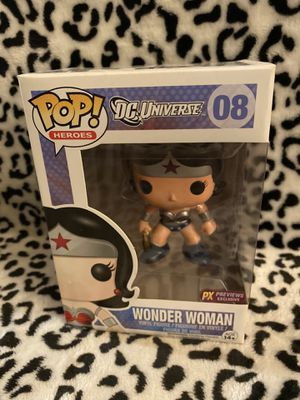Wonder Woman Funko POP for Sale in Las Vegas, NV