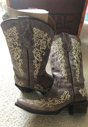 Cowboy Boots -Girl's Sz. 4 for Sale in Erie, PA