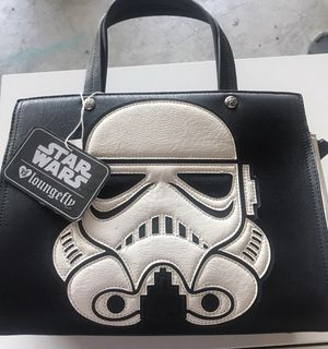Disney Loungefly stormtrooper bag. NEW!! for Sale in Fontana, CA