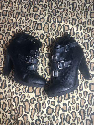 Women's high heel boots sz 8 for Sale in Seattle, WA