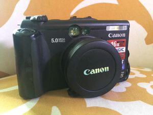 Cannon G5 Powershot Digital Camera for Sale in Cleveland, OH