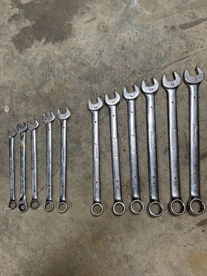 Duralast wrench set for Sale in Selma, CA
