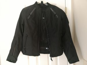 Firstgear women's motorcycle jacket for Sale in Fairfax, VA