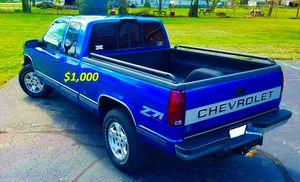 🤗1997 Chevrolet C/K Pickup 1500 Silverado Z71🤗 for Sale in Springfield, MA
