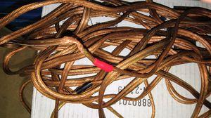 #12 gauge heavy duty high grade copper speaker cable for Sale in Arlington, VA