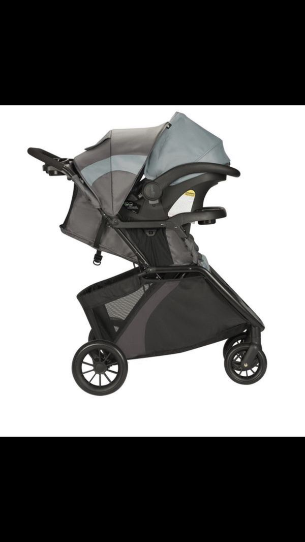 Eve fll Travel System Stroller and Car Seat