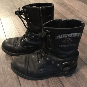 Harley Davidson size 9 boots for Sale in Murfreesboro, TN