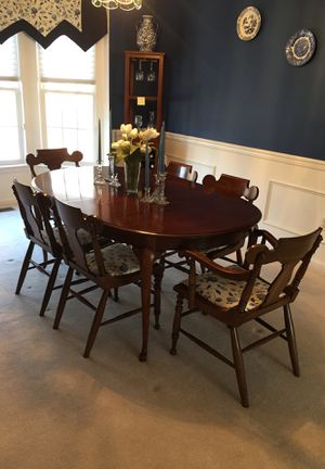 Cherry dining table for Sale in Gambrills, MD