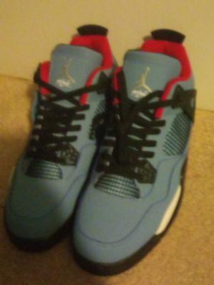 Jordan Cactus Jack 4s Size 12 for Sale in Adelphi, MD