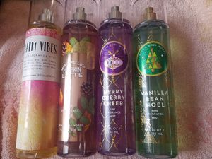 Bath and body works fragrances for Sale in Del Valle, TX