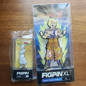 Dragonball Z Figpins for Sale in Hesperia, CA