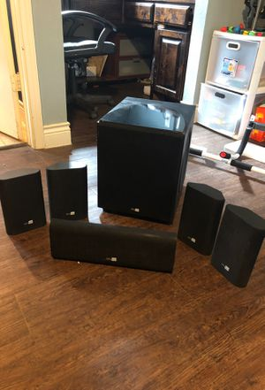 Home Speaker System/Surround Sound for Sale in San Marcos, TX