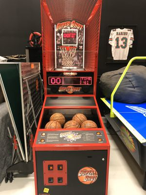 SuperShot Basketball for Sale in Pompano Beach, FL