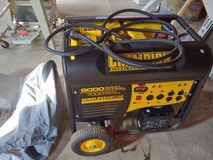New Remote Start Generator to trade for smaller generator for Sale in Granite Falls, WA