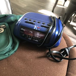 Free Alarm Clock Radio for Sale in Tustin, CA
