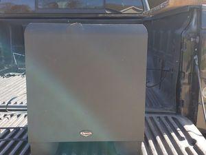 Klipsch KSW 10 subwoofer - needs repair for Sale in Barnegat Township, NJ