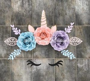 Unicorn Paper flowers for Sale in Kissimmee, FL