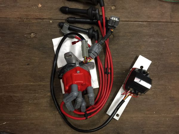 Honda msd ignition pn8488