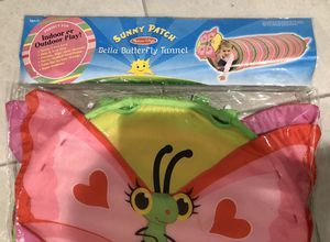 Melissa and Doug Sunny Patch Bella Butterfly Crawl Through Tunnel for Sale in Winter Garden, FL