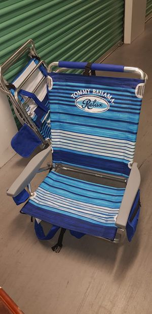 3 Tommy Bahama Beach Chairs for Sale in Miramar, FL