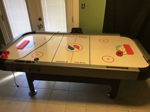 Air hockey table for Sale in Gaithersburg, MD