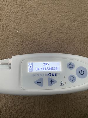 inogen one g3 portable oxygen machine for Sale in Fredericksburg, VA