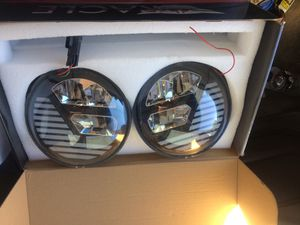 Jeep Wrangler headlight for sell for Sale in Somerville, MA