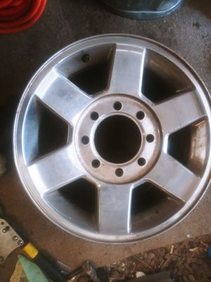 3 rims for chevy or dodge 8 lug for Sale in Payson, AZ