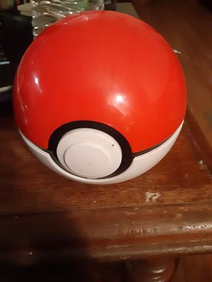 Interactive pokemon ball for Sale in Old Hickory, TN
