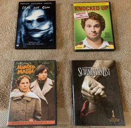 DVDs (4) $2.00 each - Take them all for $ 5.00 for Sale in Portland,  OR