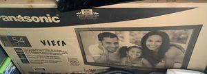 "Panasonic 54"" plasma tv for Sale in Fort Belvoir, VA"