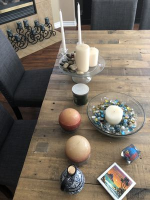 Candles and holders and Misc for Sale in Fontana, CA