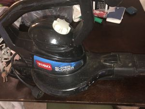 Toro blower for Sale in Hyattsville, MD