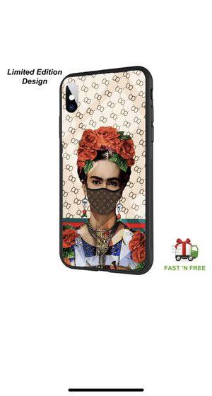 IPhone Case for 7/8+ to 11 Pro Max Frida with Mask for Sale in Salinas, CA