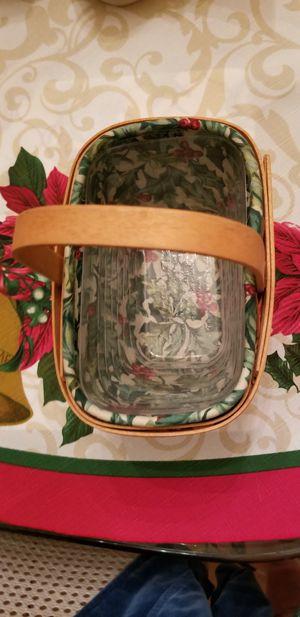 Longaberger basket for Sale in Lake Worth, FL