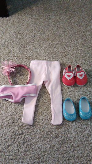 18 inch doll accessories for Sale in Longmont, CO